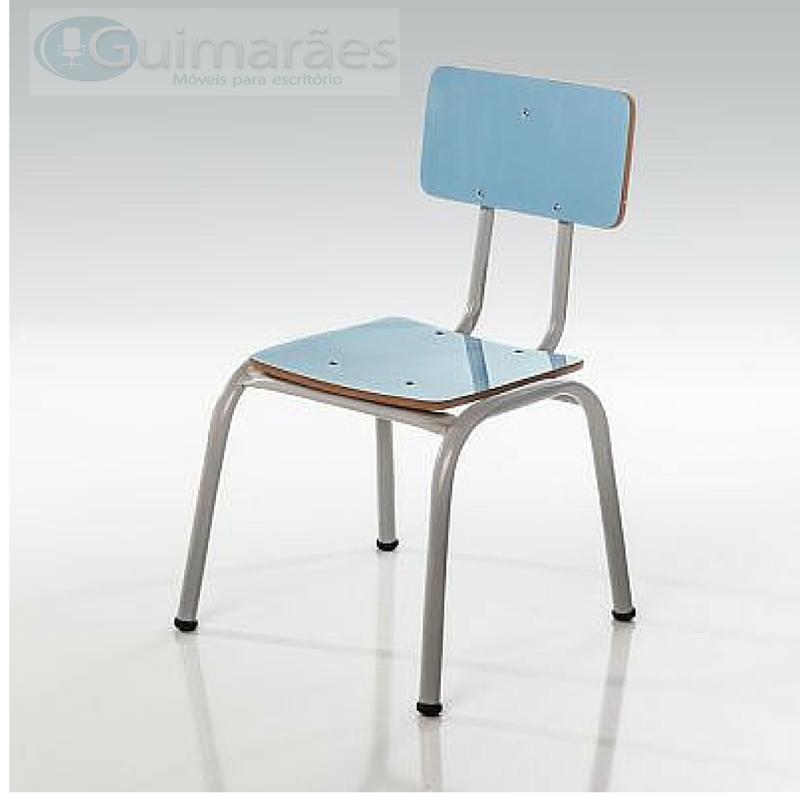 Cadeira Infantil em Laminado