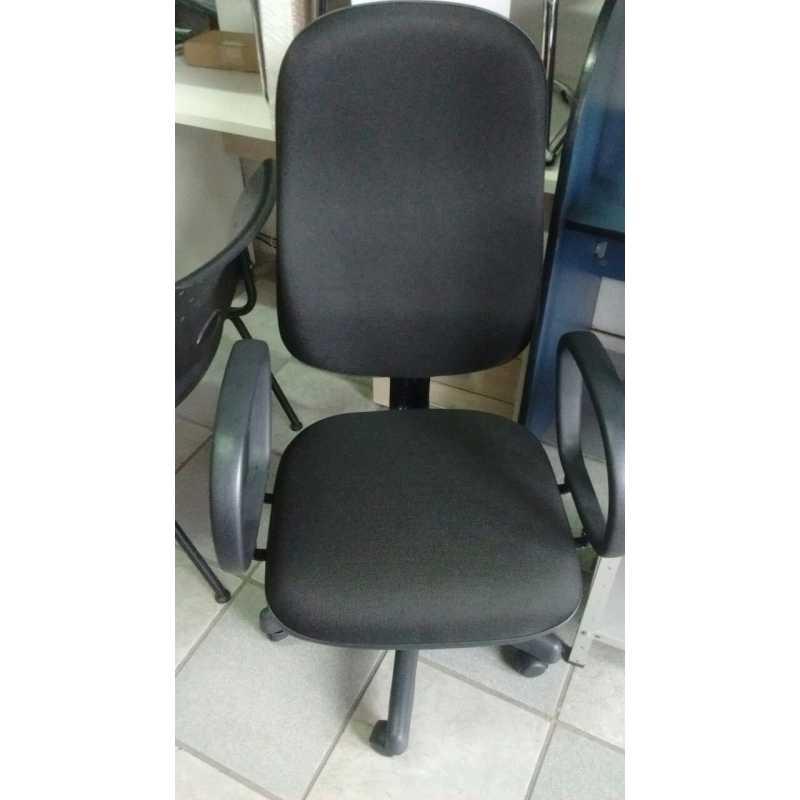 Cadeira Presidente Giratória com Braços