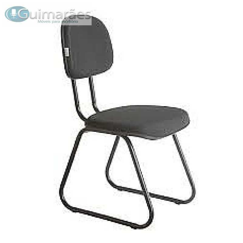 cadeira secretária fixa sky.
